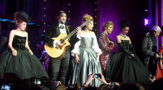 Mozart – opera rock, in concert in sud-est
