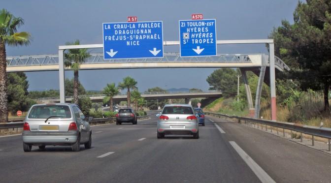 Primarul Christian Estrosi cere gratuitatea centurii de autostrada