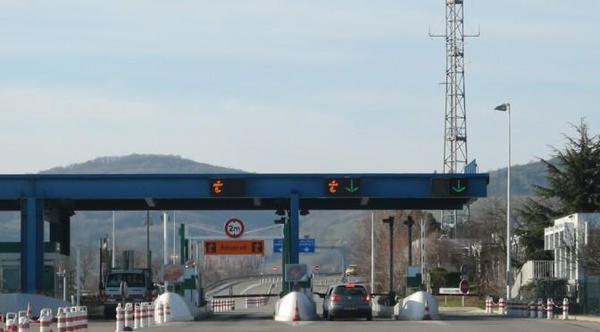 Cresterea tarifelor la autostrazi de la 1 februarie 2015