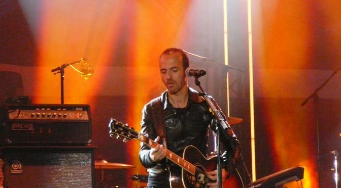 Concert Calogero in decembrie la Nisa