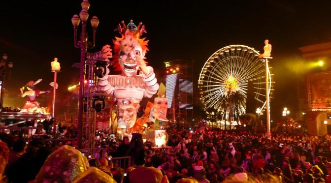 Atentat dejucat la Carnavalul de la Nisa