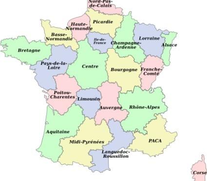 Franta Va Trece La 13 Regiuni In 2016 Paca Ramane Neschimbata