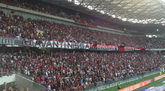 Allianz Riviera din Nisa: stadionul de maine deja exista